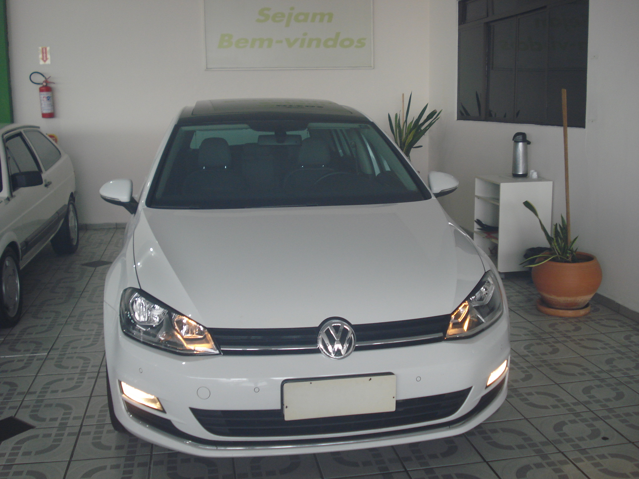 VW - GOLF HIGHLINE AA