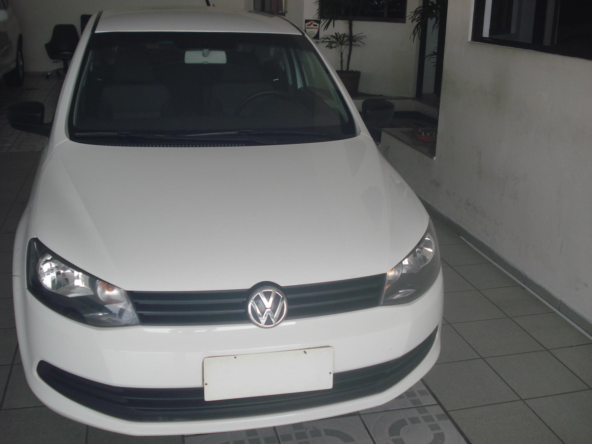 VW - NOVO GOL 1.0