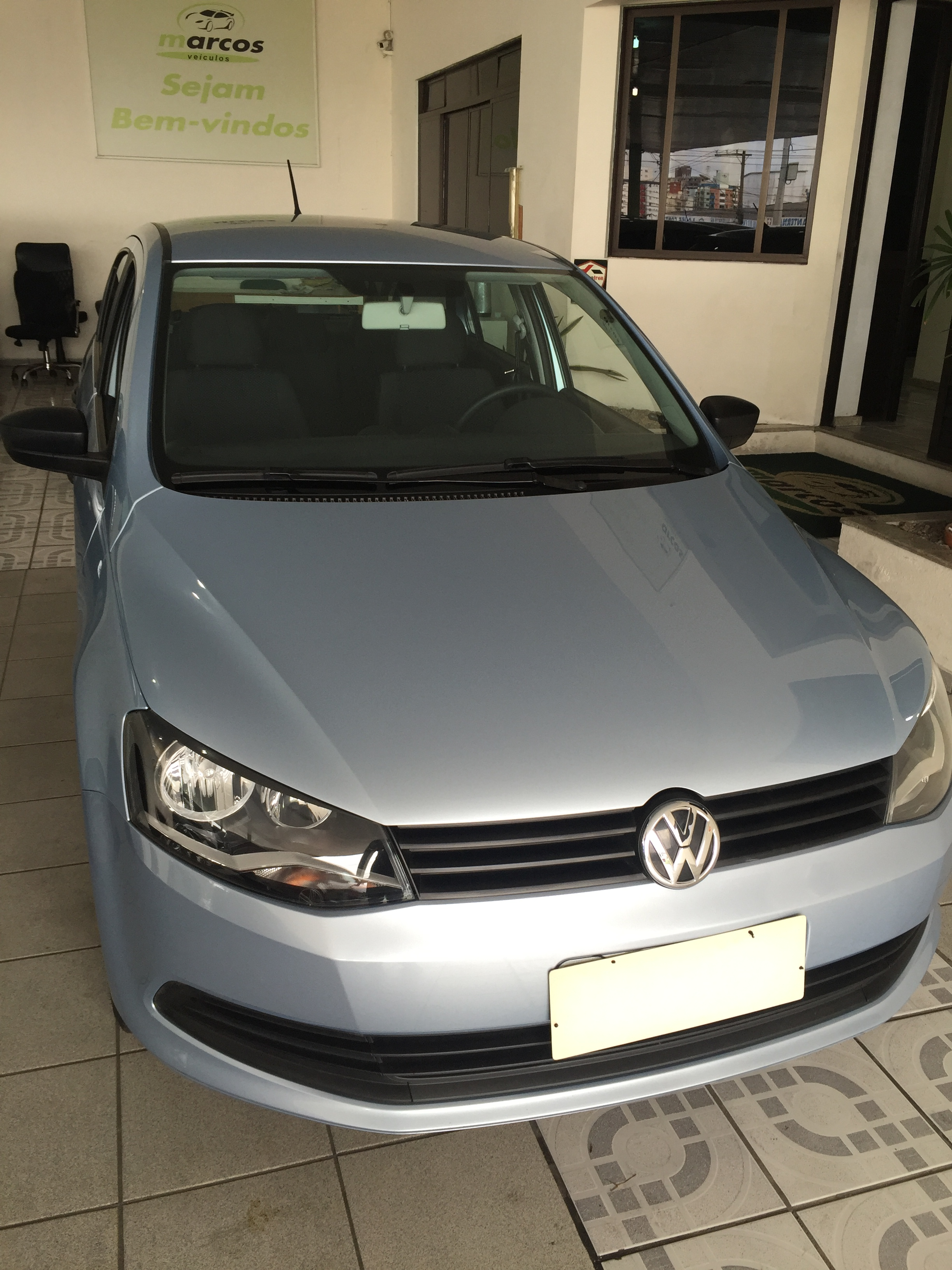 VW- GOL 1.0 CITY MB