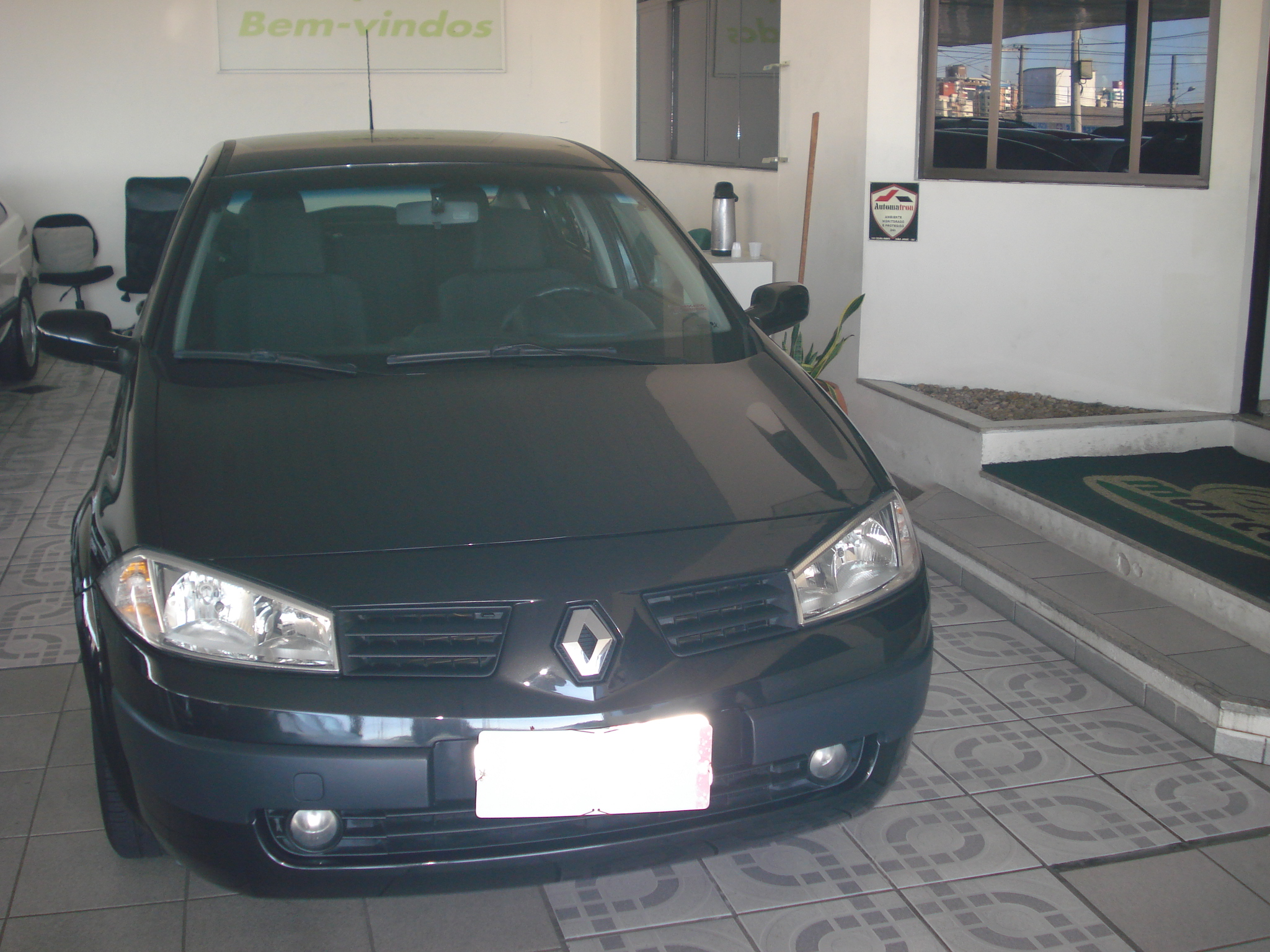RENAULT - MEGANE SD EXP 2.0A