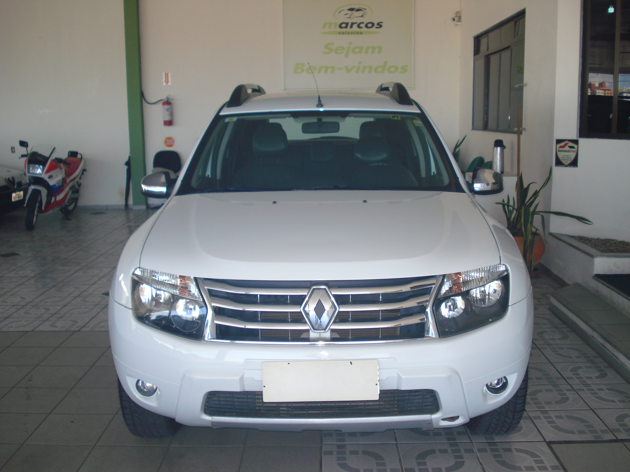 RENAULT - DUSTER 1.6D 4X2