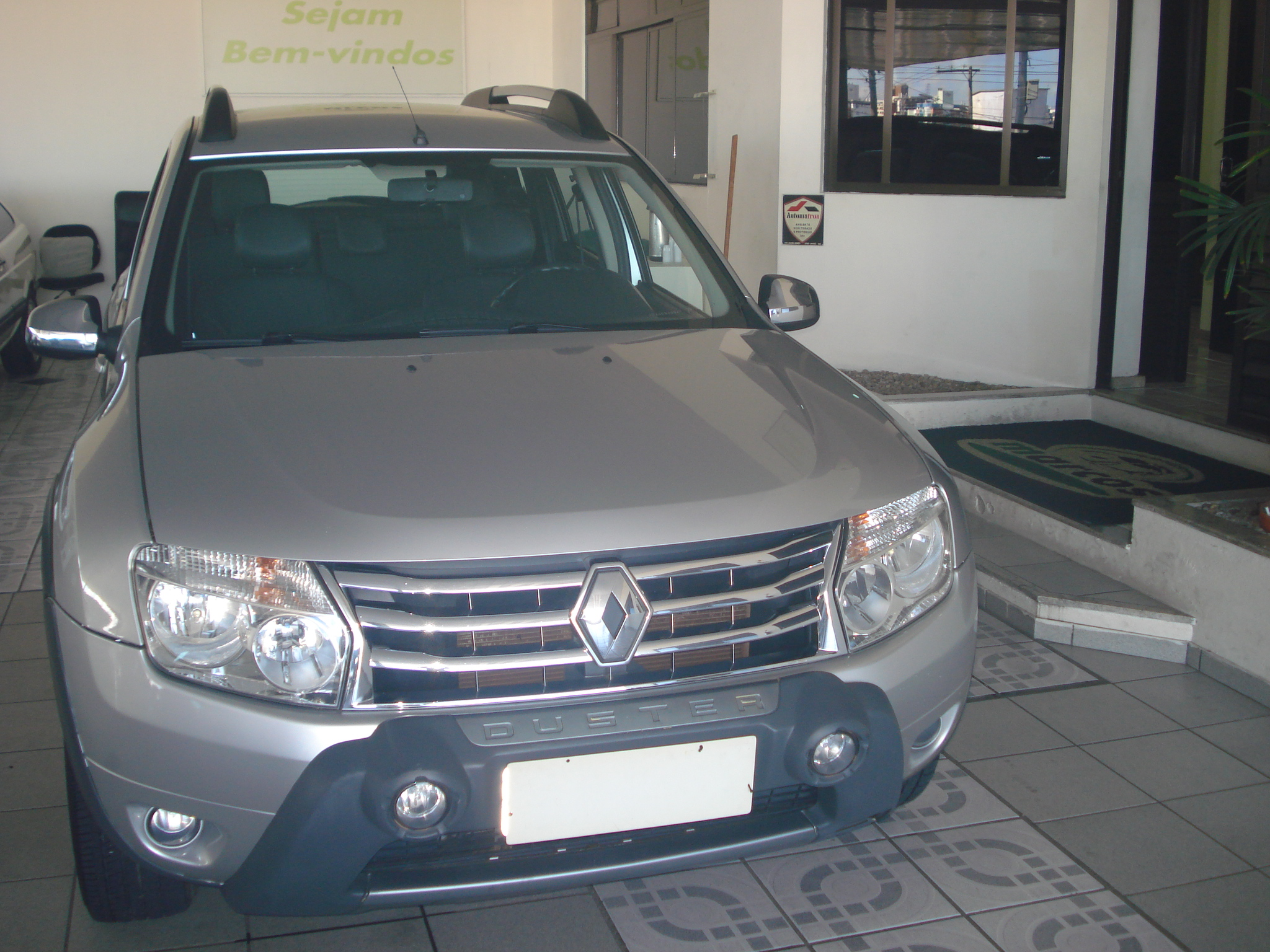 RENAULT - DUSTER 2.0D 4X2