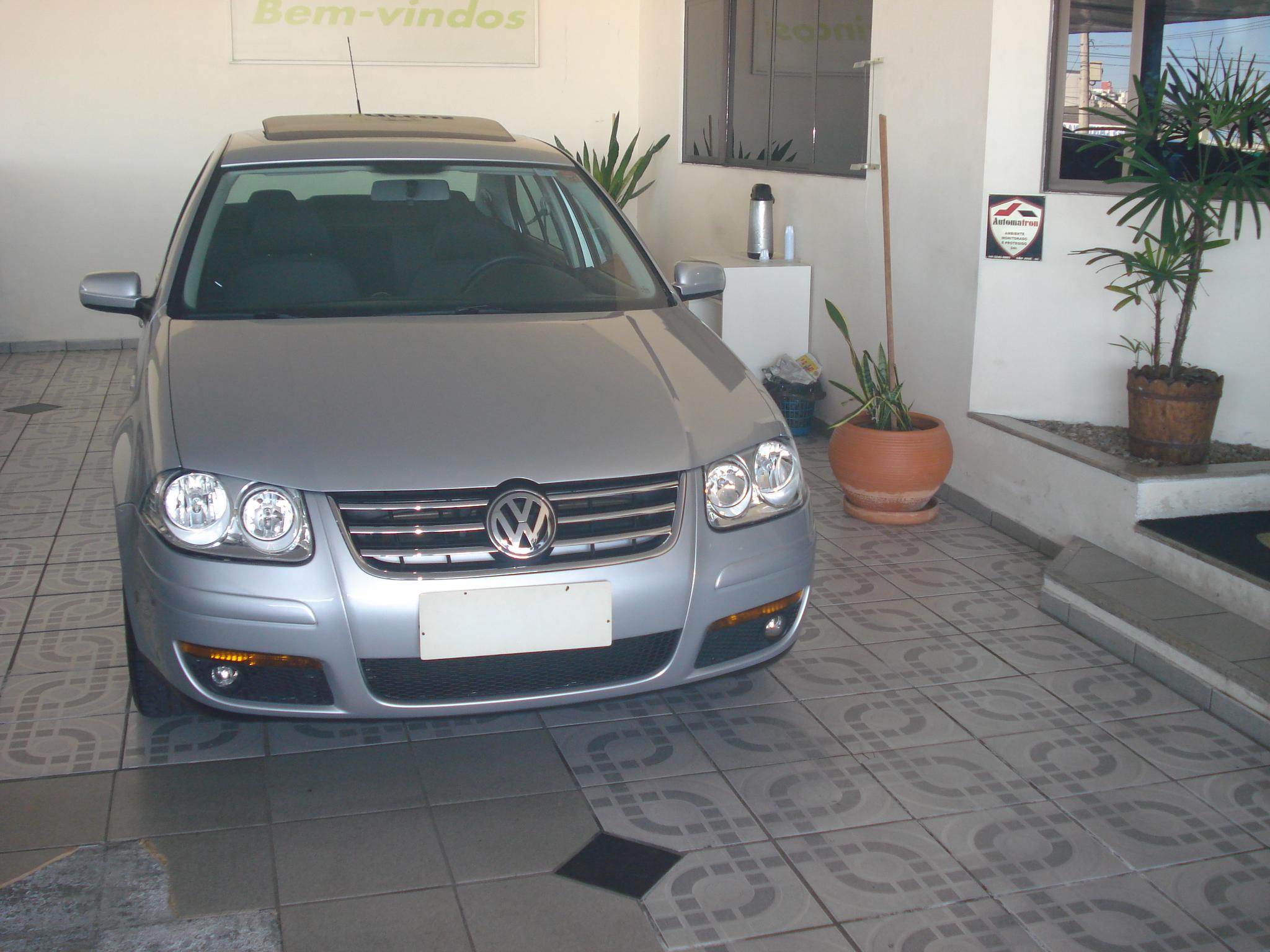 VW- BORA