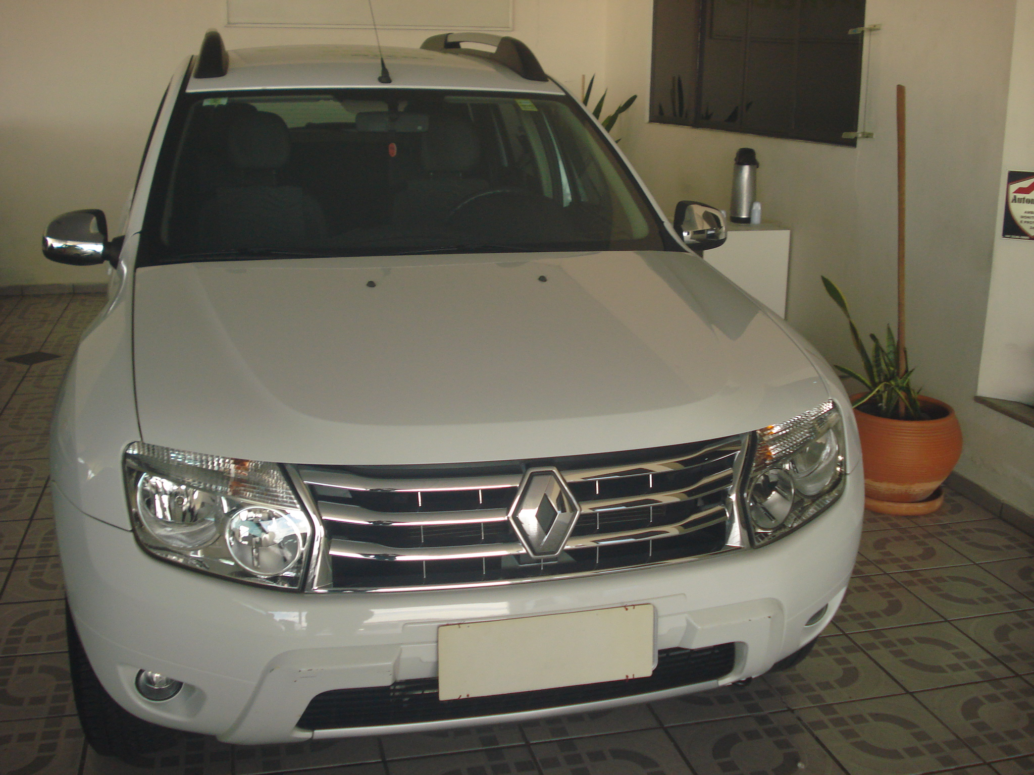 RENAULT - DUSTER 2.0 D 4X2A