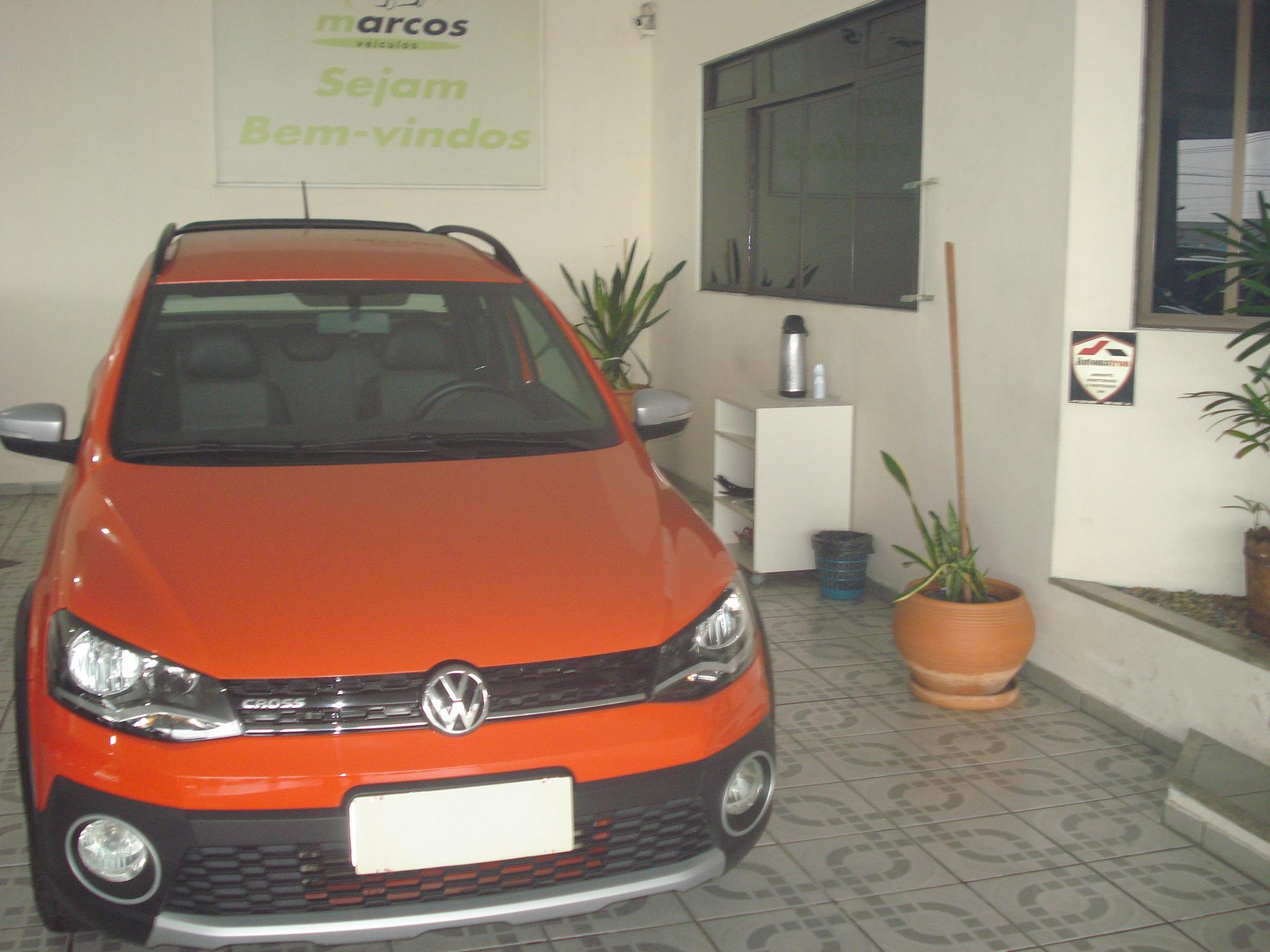 VW - SAVEIRO CD CROSS MA